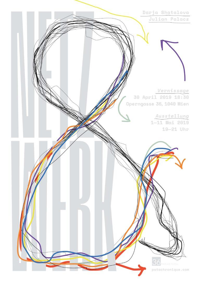 netz & werk poster