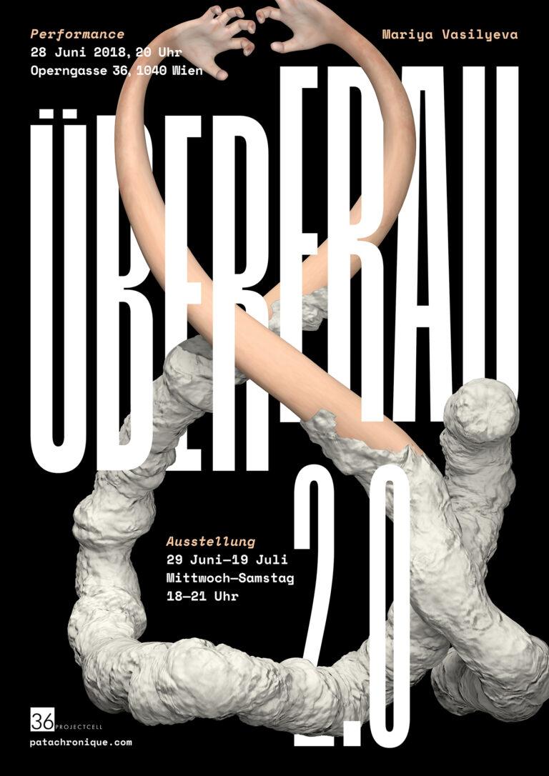 uberfrau poster
